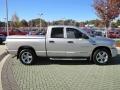 2006 Bright Silver Metallic Dodge Ram 1500 Laramie Quad Cab  photo #6