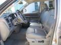 2006 Bright Silver Metallic Dodge Ram 1500 Laramie Quad Cab  photo #11