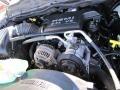 2006 Bright Silver Metallic Dodge Ram 1500 Laramie Quad Cab  photo #30