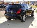 2007 Super Black Nissan Murano SL  photo #6