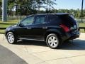2007 Super Black Nissan Murano SL  photo #8