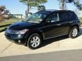 2007 Super Black Nissan Murano SL  photo #12