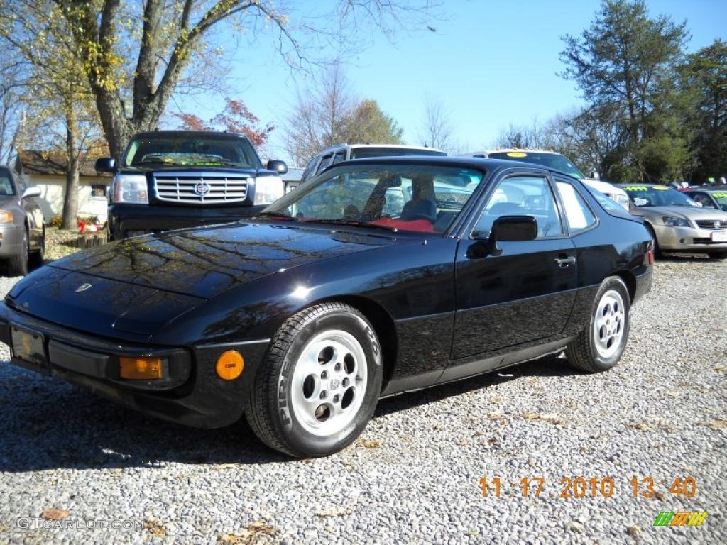 black 1987 porsche 924 s exterior photo 40112067. Black Bedroom Furniture Sets. Home Design Ideas