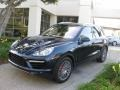 Front 3/4 View of 2011 Cayenne Turbo