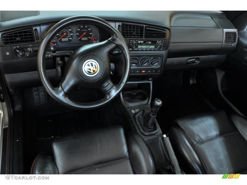 2000 volkswagen cabrio gls dashboard photos
