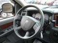 2006 Bright Silver Metallic Dodge Ram 1500 SLT Mega Cab 4x4  photo #26