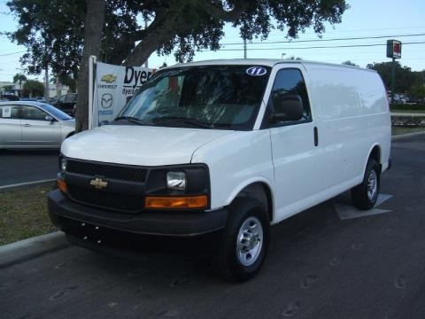 Chevrolet Express 2011. Chevrolet Express 2011 Data,