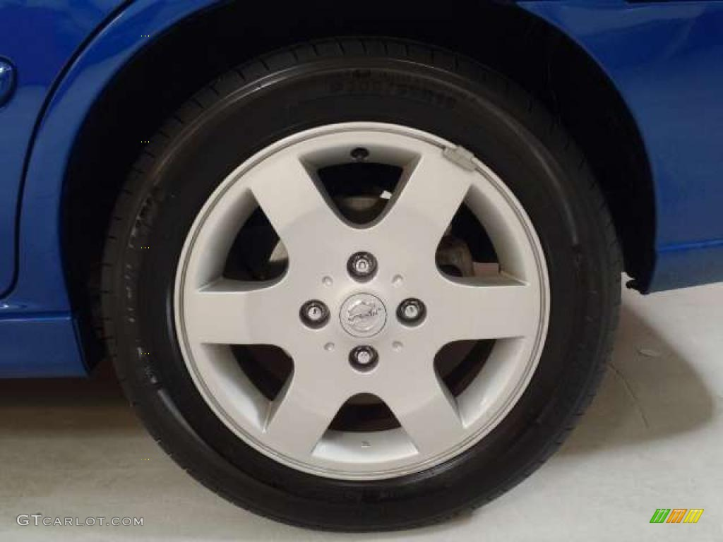 2006 Nissan Sentra Se R Wheel Photo 40134909 Gtcarlot Com