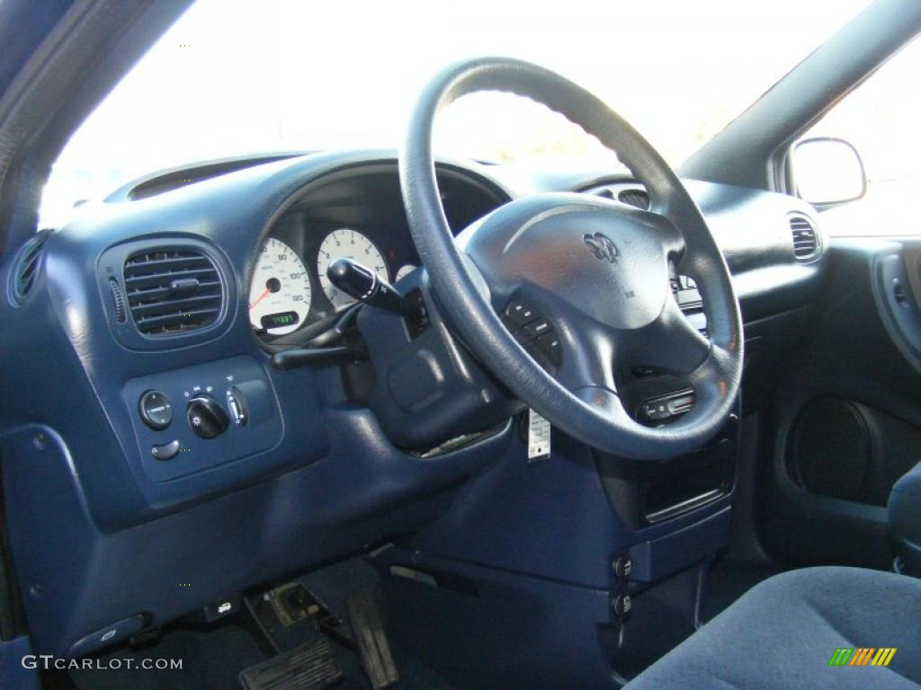 navy blue interior 2003 dodge grand caravan sport photo 40135333 gtcarlot com gtcarlot com