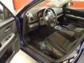Black 2009 Mazda MAZDA6 Interiors