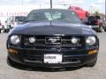 2007 Black Ford Mustang V6 Premium Coupe  photo #2