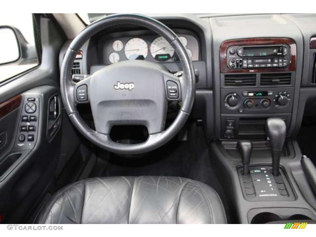 2003 Jeep Grand Cherokee Limited 4x4 Dark Slate Gray