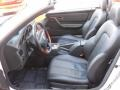 Charcoal Black Interior Photo for 2001 Mercedes-Benz SLK #40138757