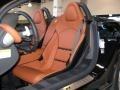 2008 SLR McLaren Roadster Copper Silver Arrow Interior