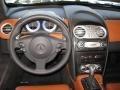 Dashboard of 2008 SLR McLaren Roadster