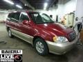 Ruby Red 2003 Kia Sedona Gallery