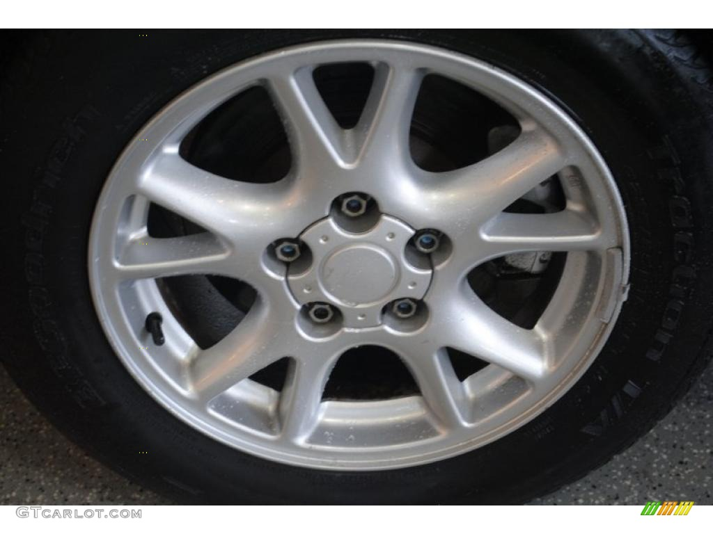 2001 Chevrolet Camaro Coupe Wheel - 95.6KB