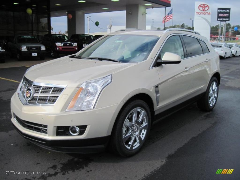 2011 Gold Mist Metallic Cadillac Srx Fwd 40134122 Car Color Galleries