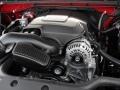 4.8 Liter Flex-Fuel OHV 16-Valve Vortec V8 2011 Chevrolet Silverado 1500 Regular Cab 4x4 Engine