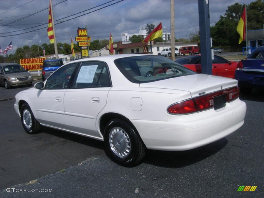 2005 white opal buick century custom sedan 4015435 photo. Black Bedroom Furniture Sets. Home Design Ideas