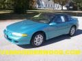 Tennessee Blue Metallic 1992 Eagle Talon