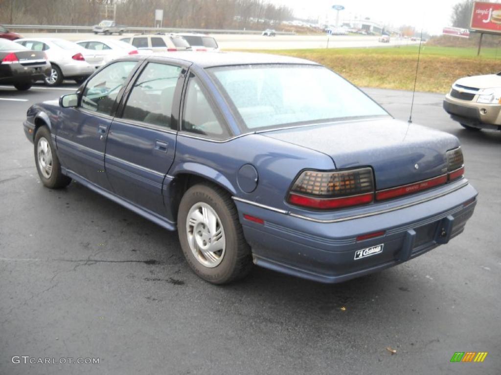 1994 Pontiac Grand Prix Se Sedan Exterior Photos