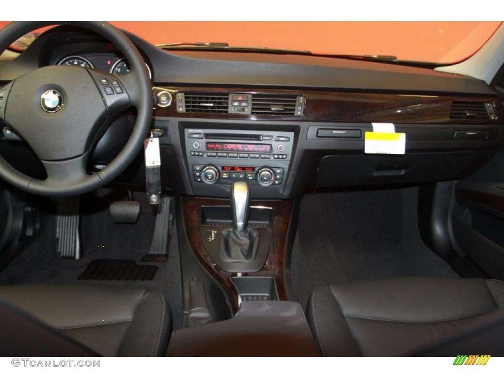 Black Interior 2011 Bmw 3 Series 328i Sedan Photo