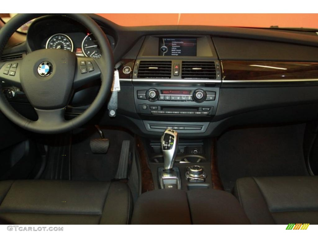 Black Interior 2011 Bmw X5 Xdrive 35d Photo 40178518