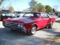 Red - Cutlass Supreme Sedan Photo No. 7