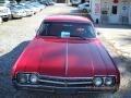 Red - Cutlass Supreme Sedan Photo No. 8