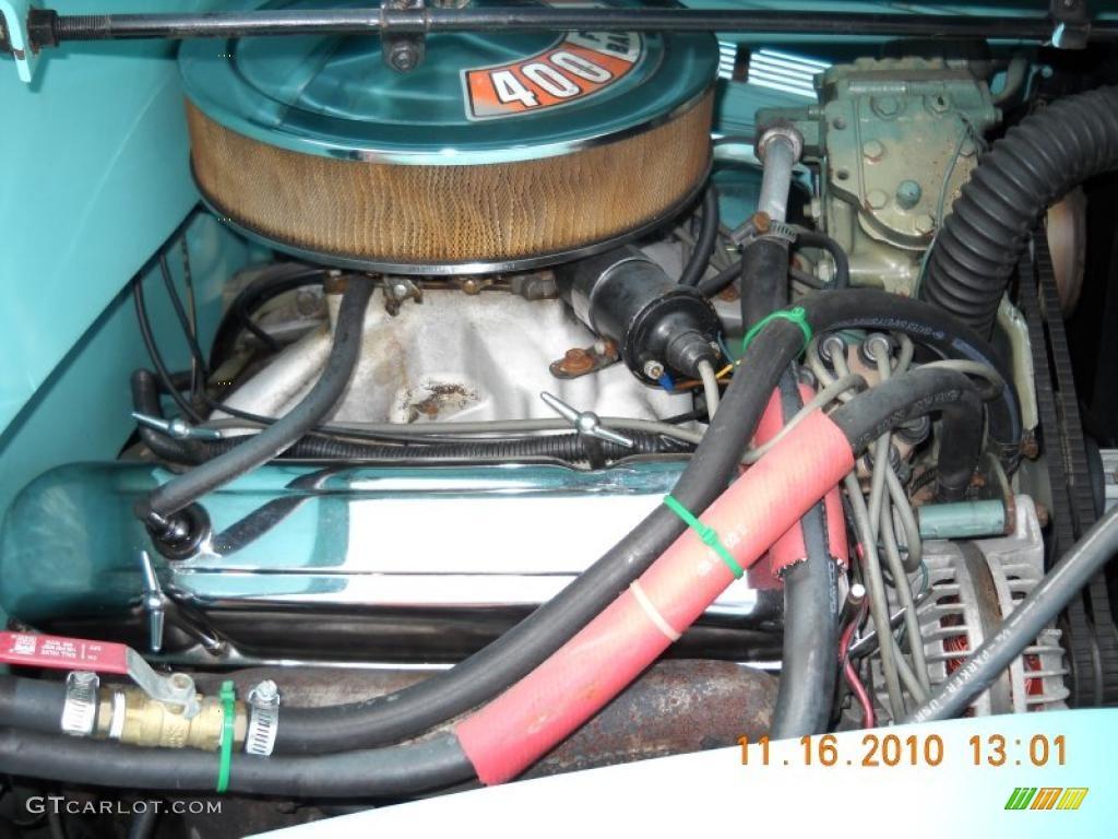 on Chrysler 413 Industrial Engine