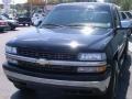 2000 Onyx Black Chevrolet Silverado 1500 Z71 Extended Cab 4x4  photo #3