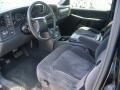 2000 Onyx Black Chevrolet Silverado 1500 Z71 Extended Cab 4x4  photo #9
