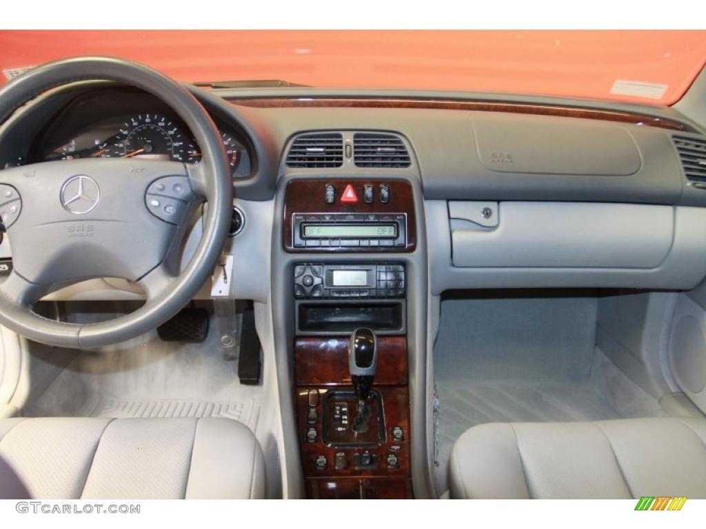 2002 mercedes benz clk 320 cabriolet ash dashboard photo for Mercedes benz dashboard lights not working