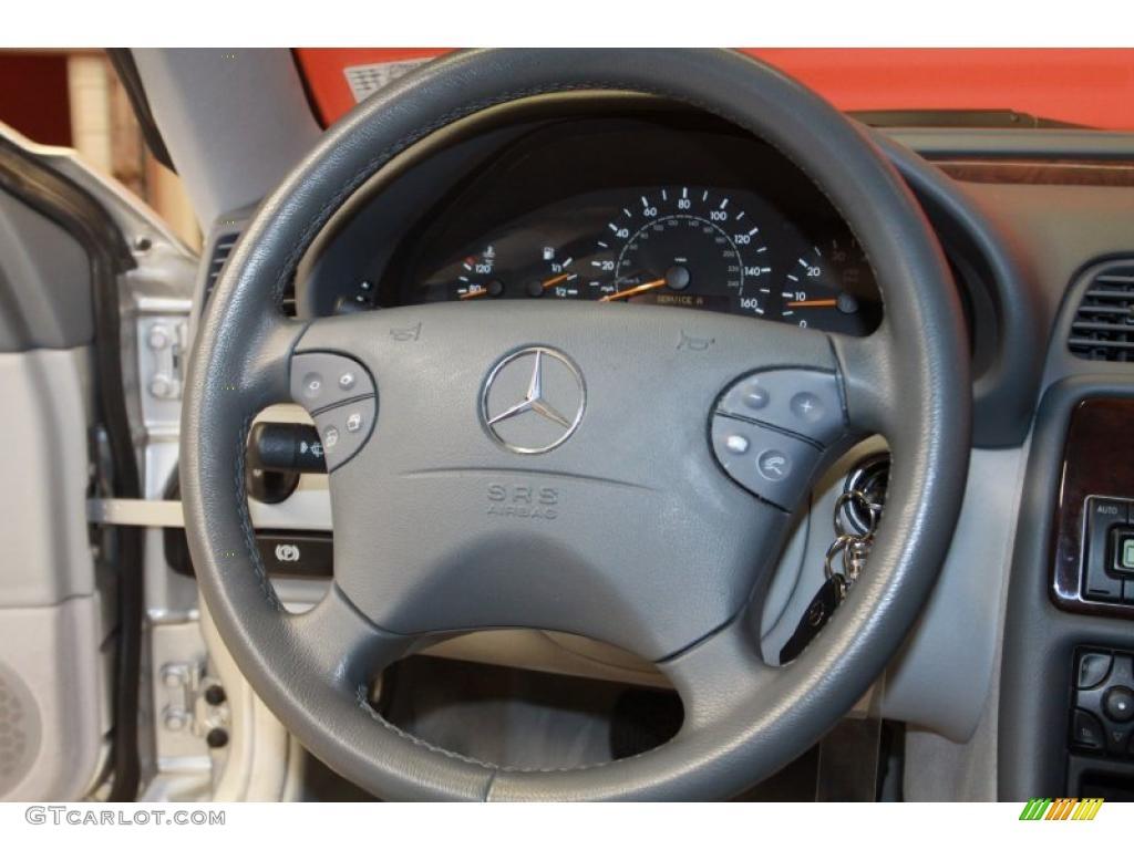 2002 mercedes benz clk 320 cabriolet steering wheel photos for Mercedes benz steering wheel control buttons