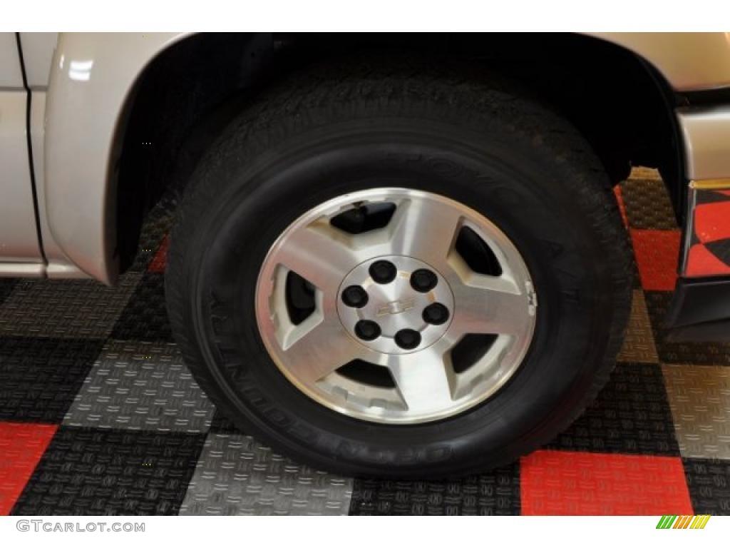2006 Chevrolet Silverado 1500 Z71 Extended Cab 4x4 Wheel Photos