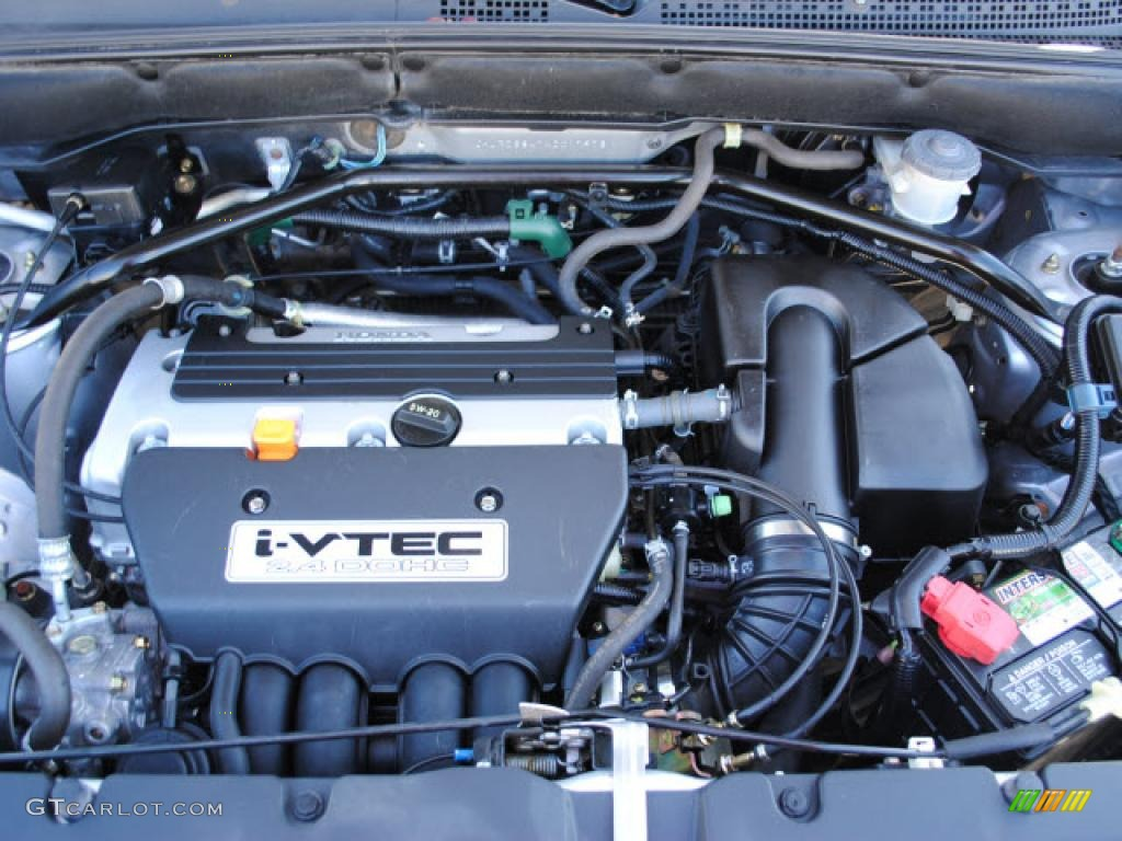 2004 Honda Cr V Lx 2 4 Liter Dohc 16 Valve I Vtec 4