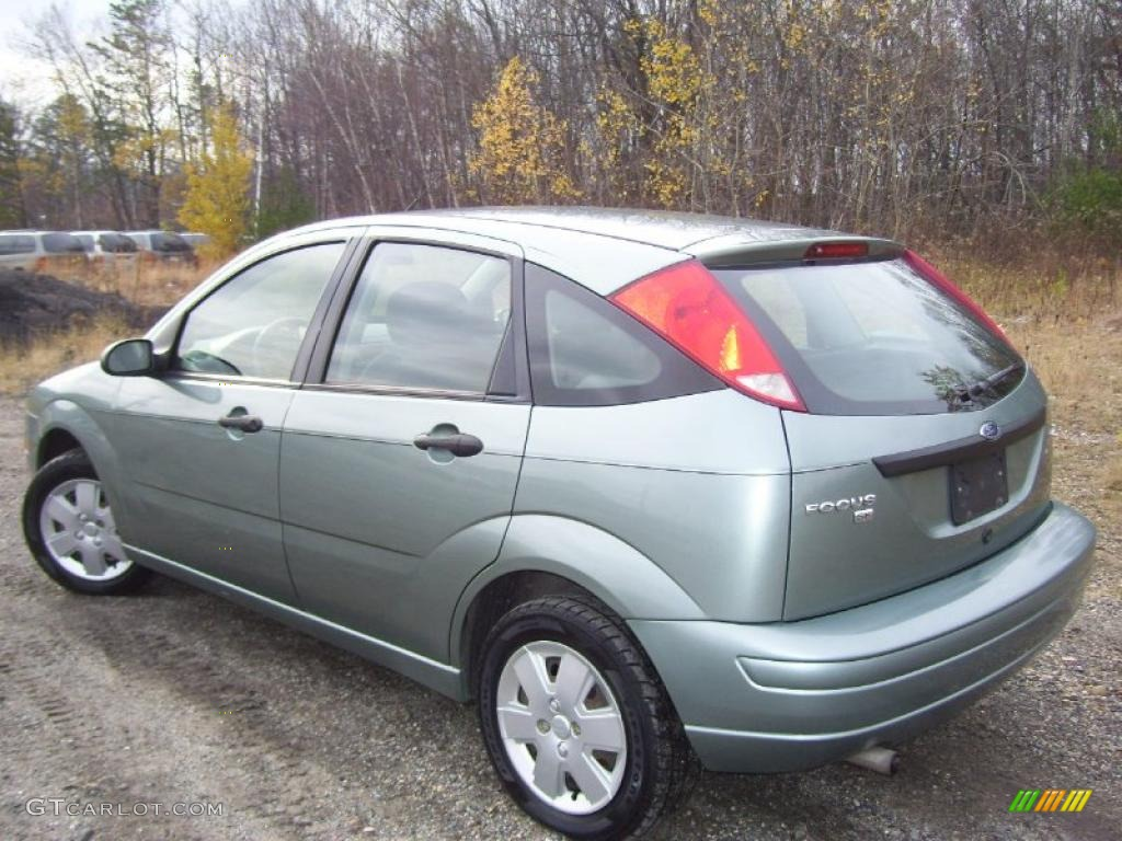 Light Tundra Metallic 2006 Ford Focus Zx5 Se Hatchback