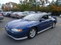 Superior Blue Metallic 2003 Chevrolet Monte Carlo Gallery