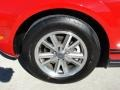 2007 Torch Red Ford Mustang V6 Deluxe Coupe  photo #12