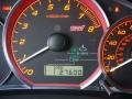 Carbon Black/Graphite Gray Alcantara Gauges Photo for 2008 Subaru Impreza #40207752