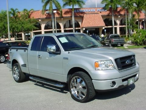 2006 ford f150 stx supercab data info and specs. Black Bedroom Furniture Sets. Home Design Ideas