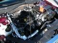 2011 Bordeaux Reserve Metallic Ford Fusion SE  photo #11
