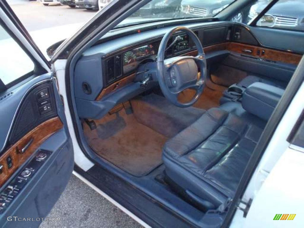 Blue interior 1995 buick lesabre limited photo 40220678