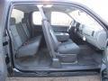 2011 Black Chevrolet Silverado 1500 LS Extended Cab  photo #12