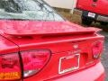 Bright Red - Alero GL Sedan Photo No. 30