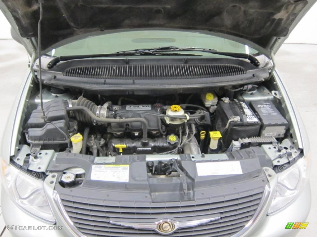 2003 Chrysler Town And Country Engine Wiring Harness Lx 3 8l Ohv 12v V6 Photo Rh Gtcarlot Com Computer
