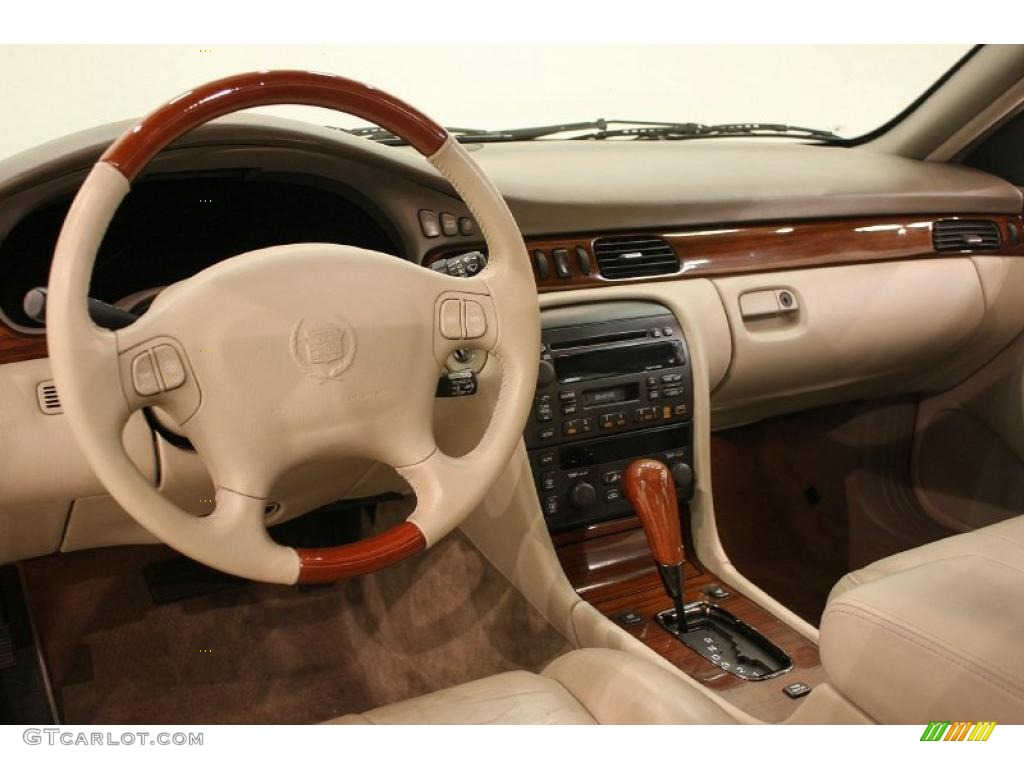 Neutral Shale Interior 2000 Cadillac Seville Sts Photo