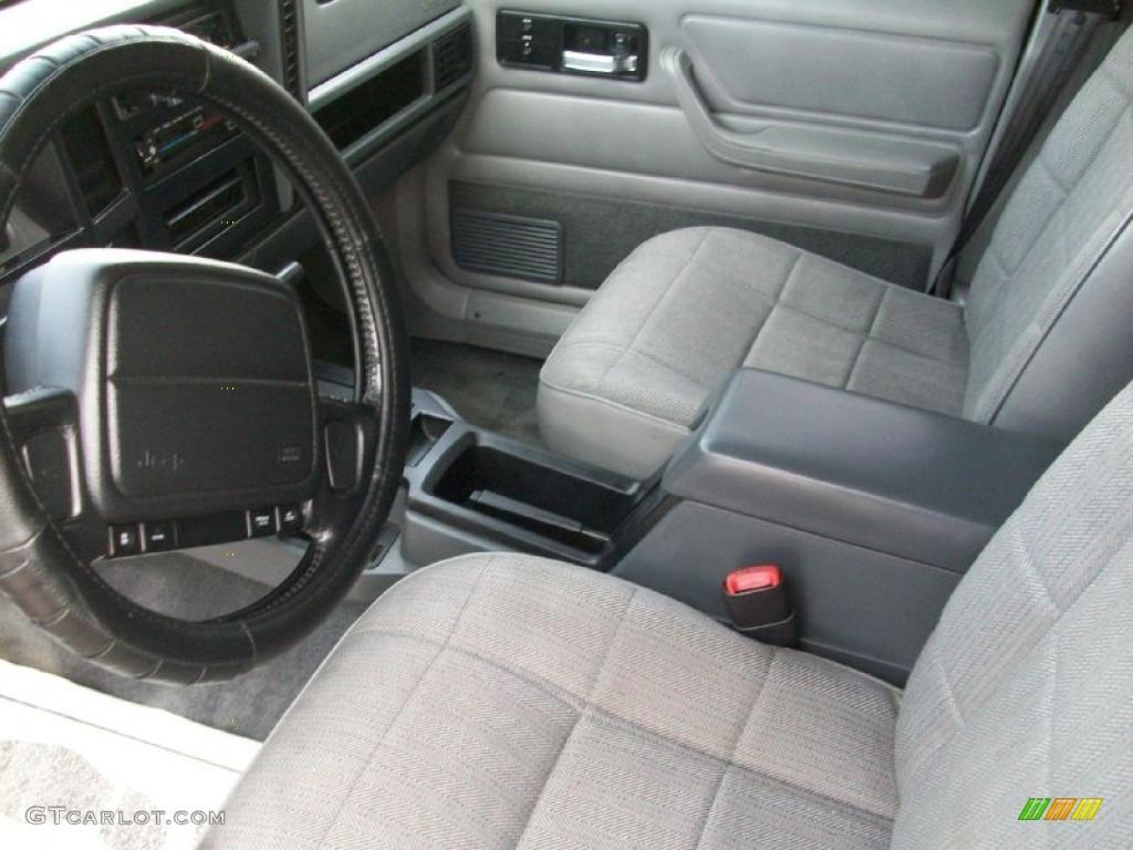 1996 jeep cherokee classic 4x4 interior photos - 1996 jeep grand cherokee interior ...