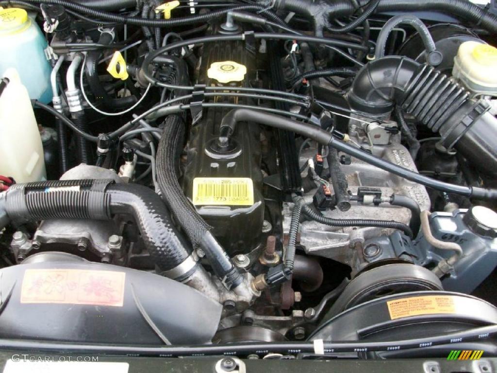 1996 Jeep Cherokee Classic 4x4 4 0 Liter Ho Ohv 12v Inline
